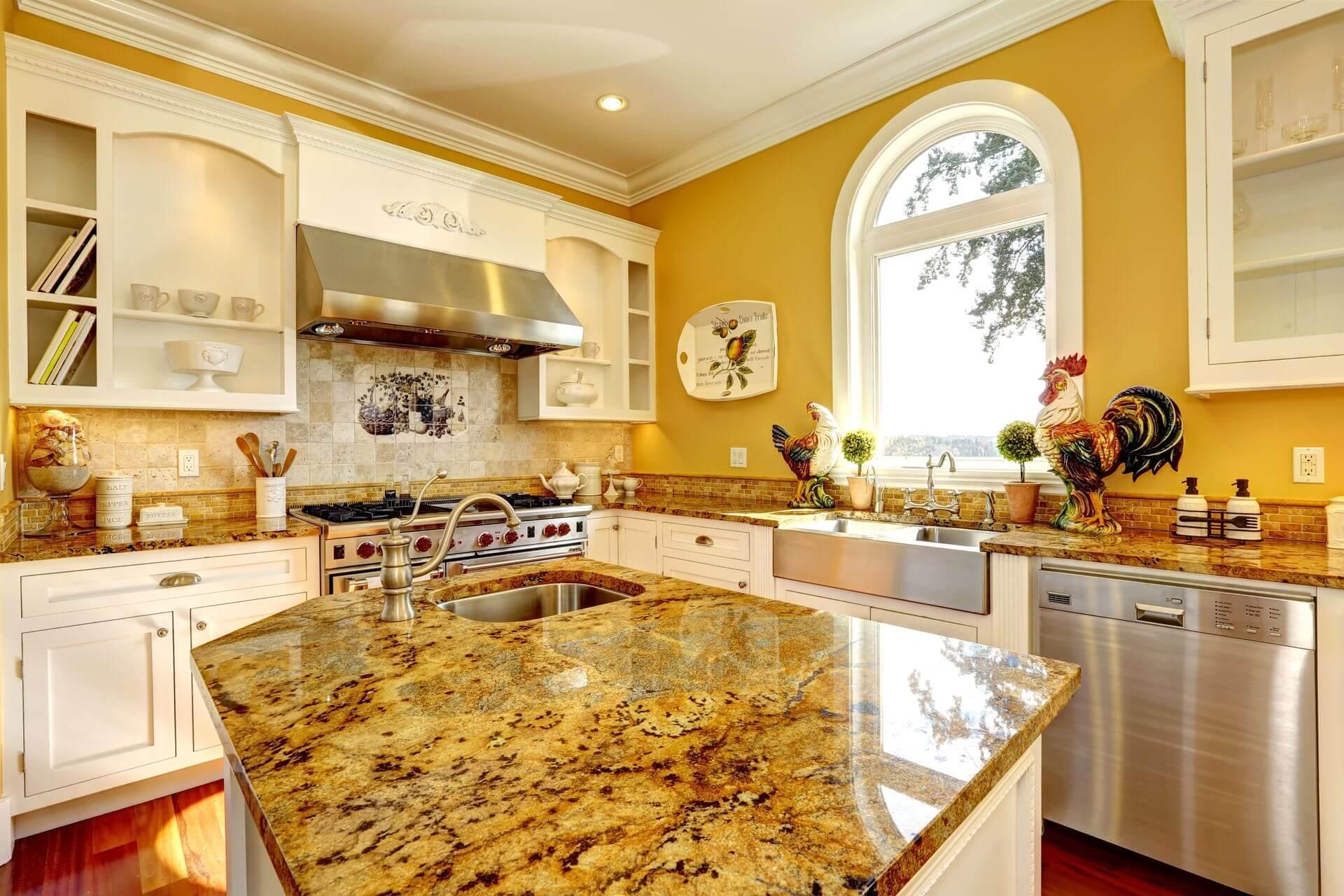 Top Cucine Materiali Prezzi differenze top in quarzo e granito e opinioni sulla scelta