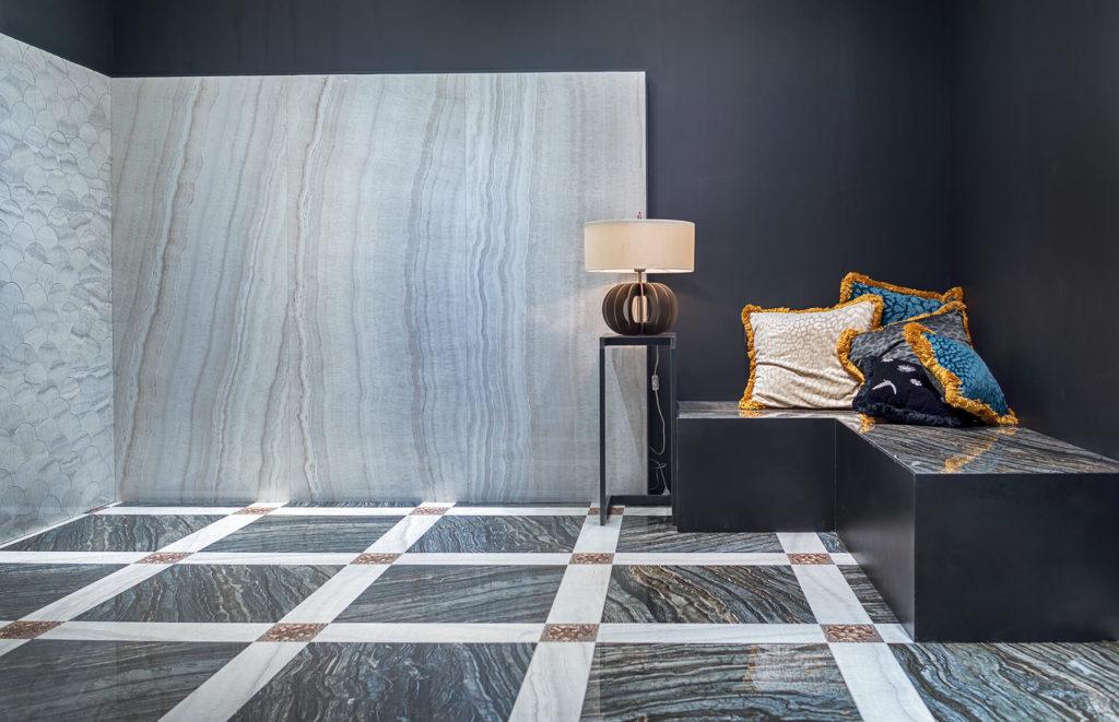 Scegliere i pavimenti in marmo in stile anni 70 NAVONI MARMI