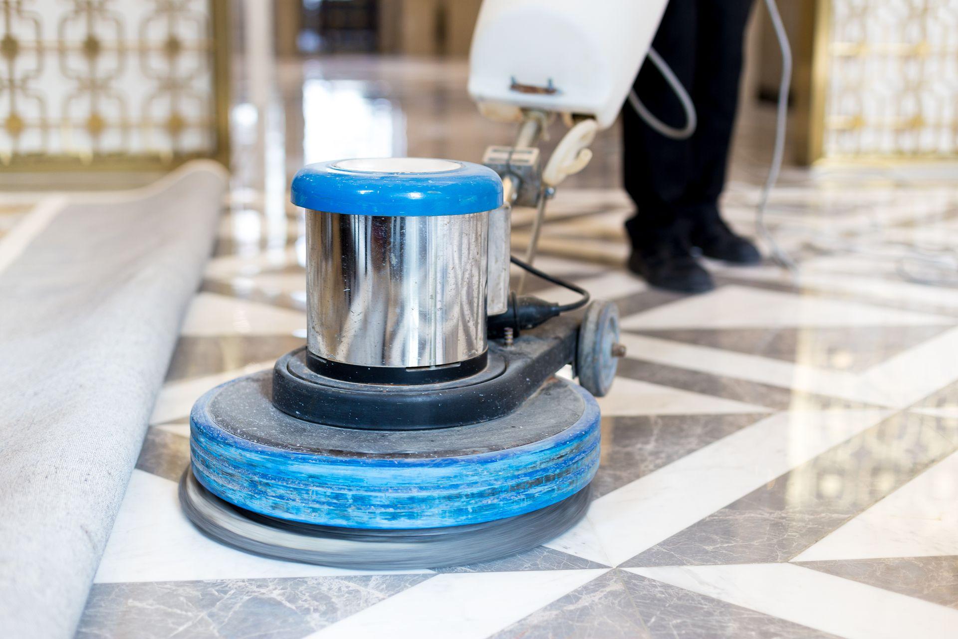 Lucidatrice per pavimenti in marmo