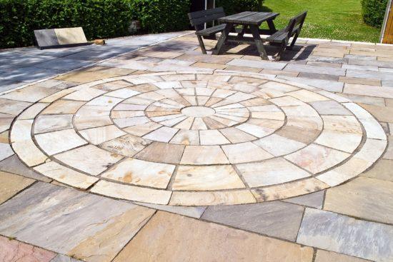 come pulire la pietra naturale pavimenti