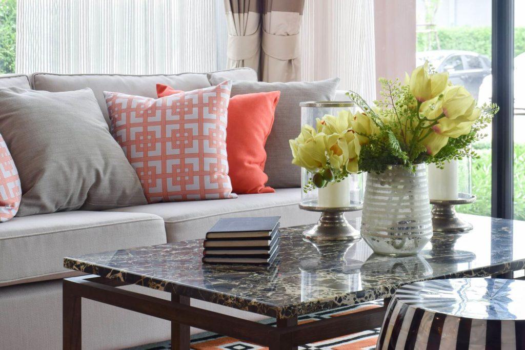 Tavoli Di Marmo Da Giardino : Tavolo per esterno in ferro e marmo idfdesign