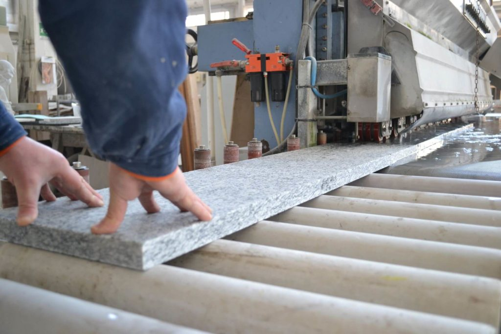 lavorazione del marmo artigianale navoni