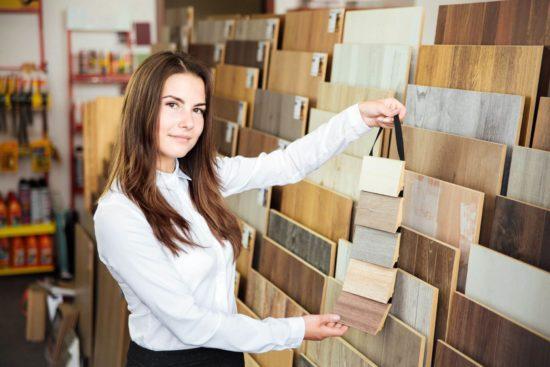 scegliere pavimento in marmo o gres porcellanato effetto legno
