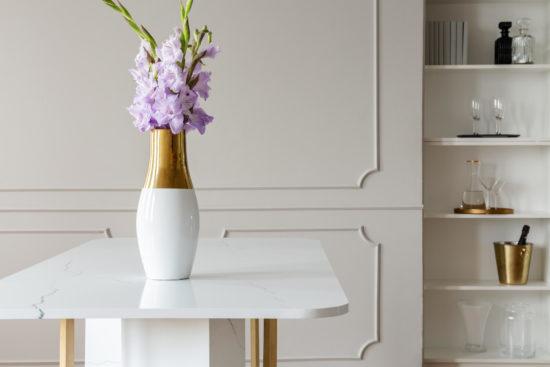 I tavoli in marmo moderni, una scelta molto apprezzata